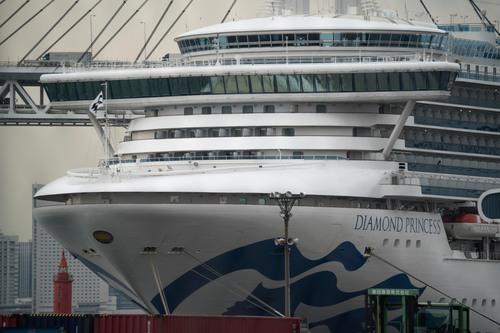 Coronavirus cruise ship to undergo major cleaning before April sail - KVIA