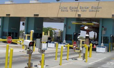 Santa Teresa Port of Entry