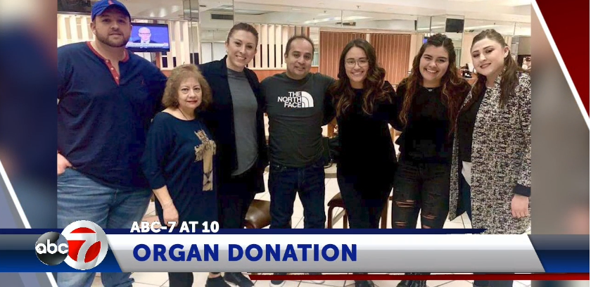 El Paso man killed in motorcycle accident gives the gift of life through organ donation - KVIA