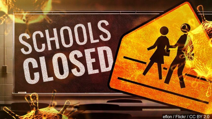 schools closed coronavirus