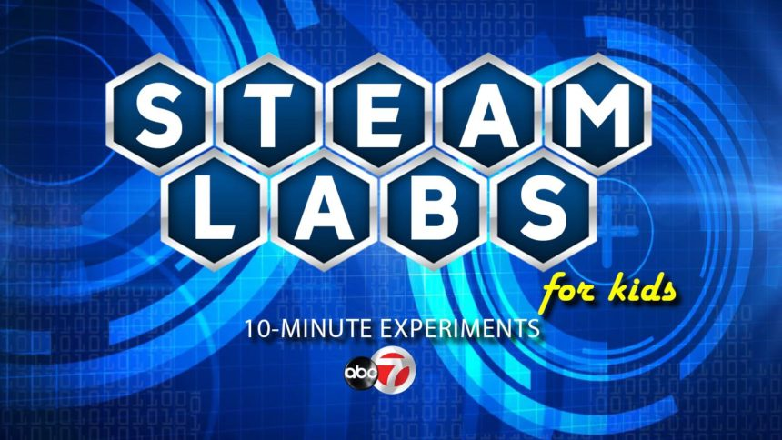 Steam Labs for kids