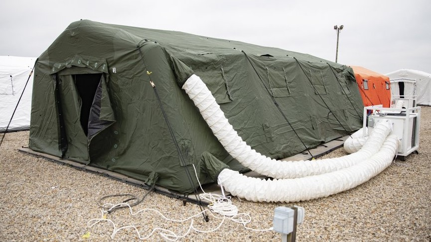 army-quarantine-tents