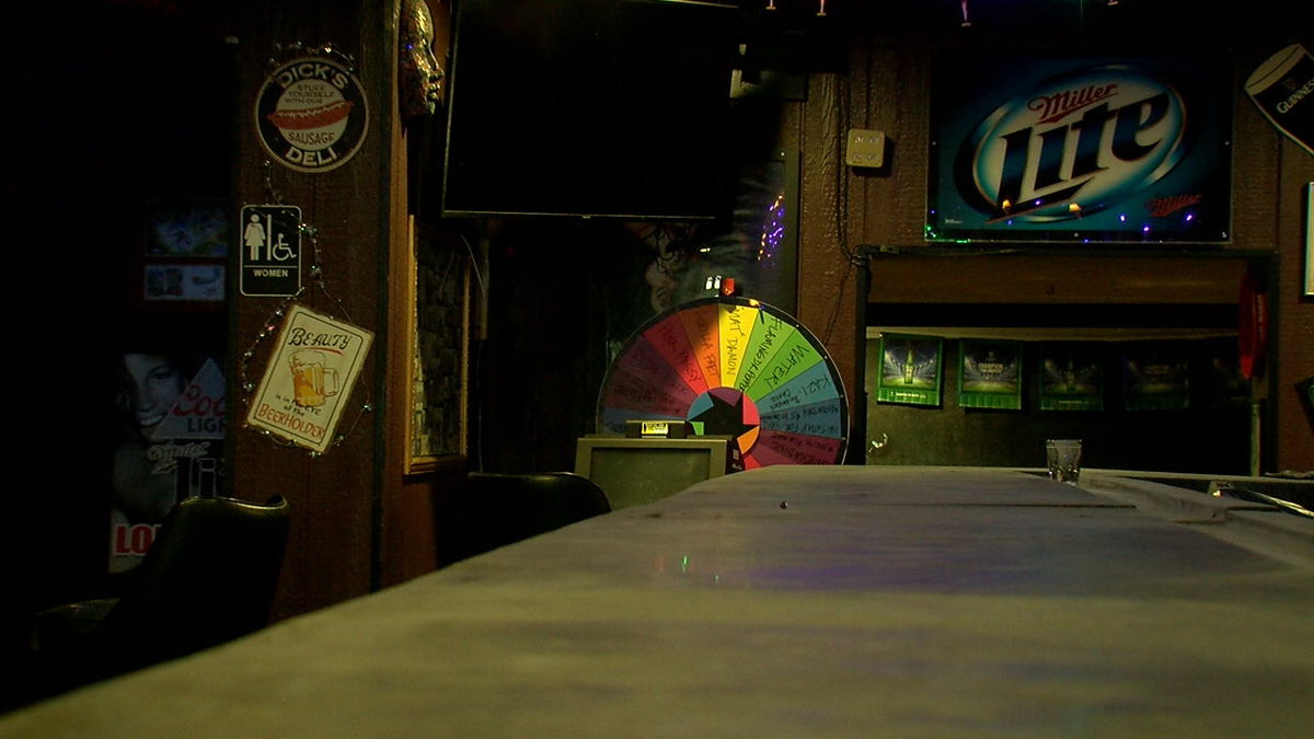 closed-bar