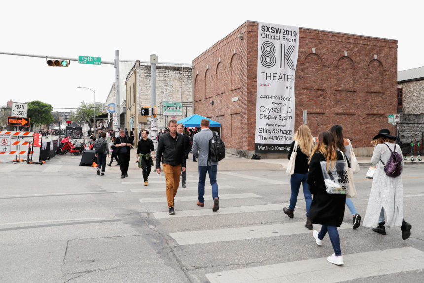 Austin Prohibits Large Events In The City Through May 1 As