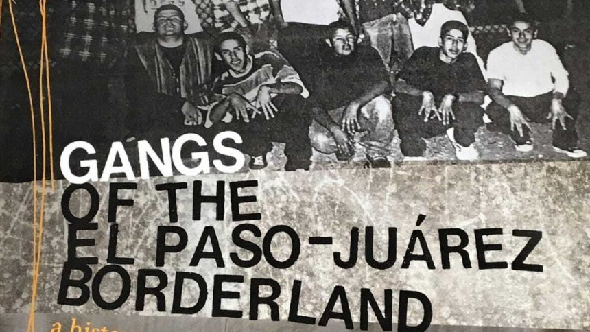 New Mexico State professor pens book on Borderland gangs - KVIA
