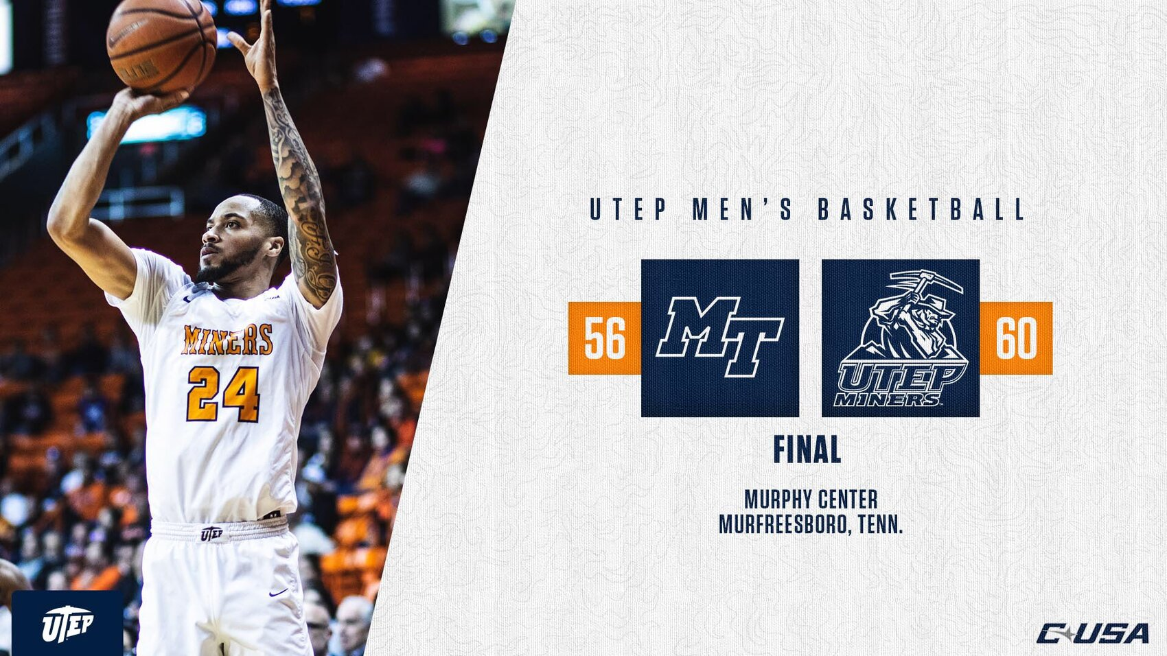 UTEP-Middle Tennessee