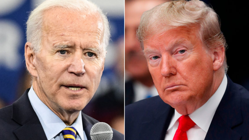 New poll shows Trump narrowly leads Biden for president in Texas ...