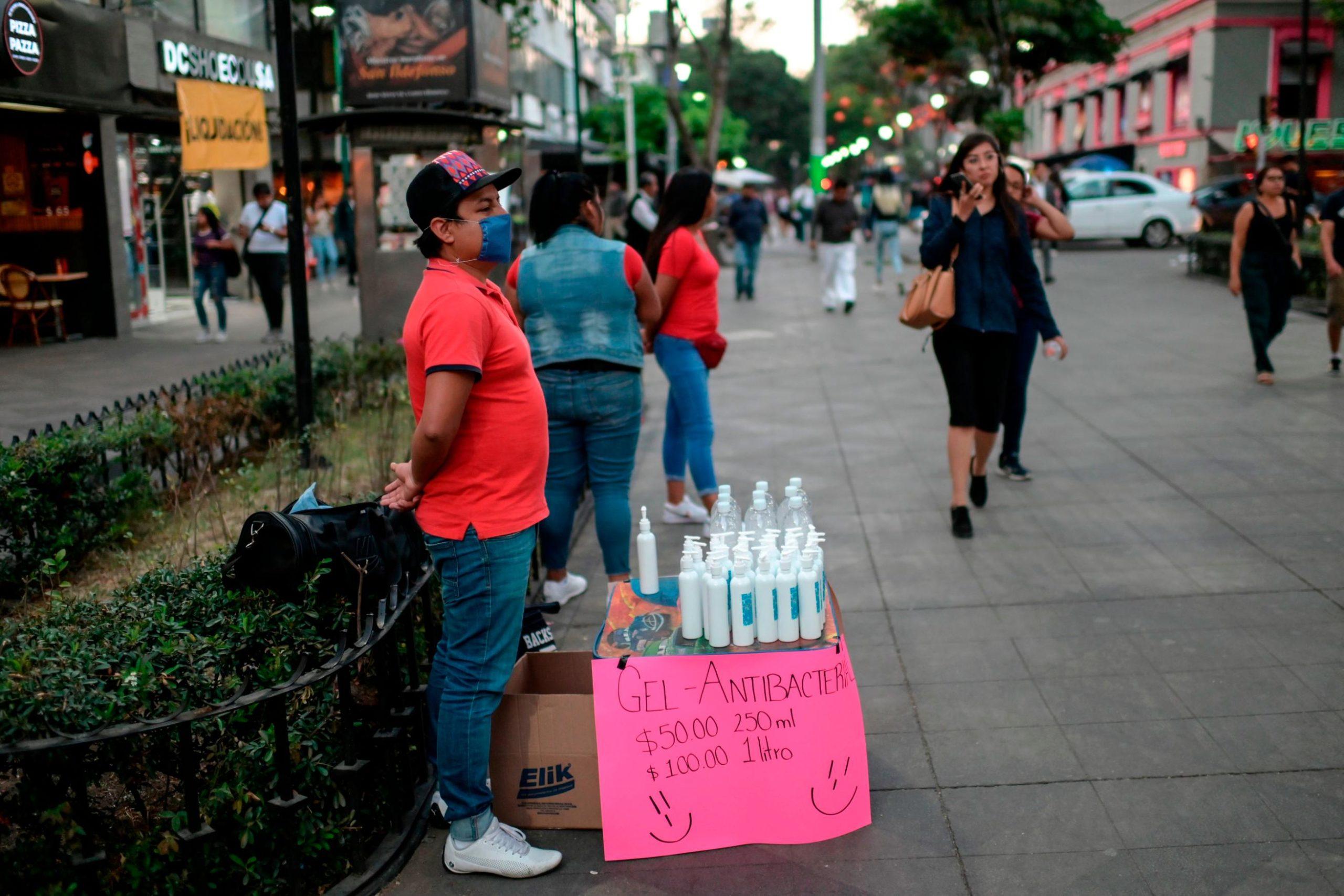 Mexico City virus