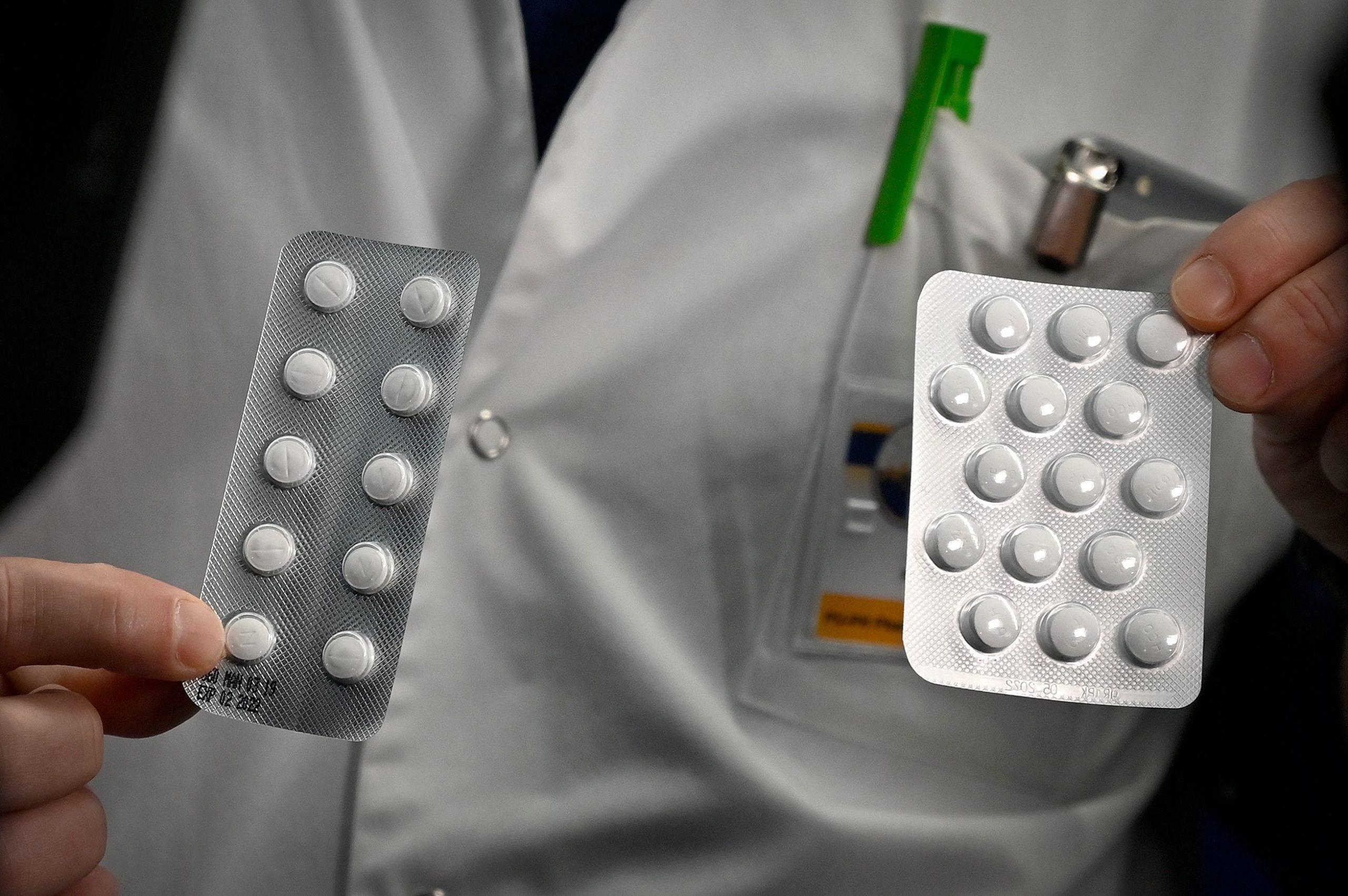malaria drug