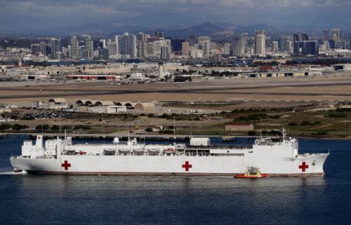 Mercy Hospital Ship