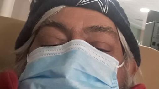 Dialysis patient Fernado Sepulveda.