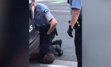 George Floyd knee by cop
