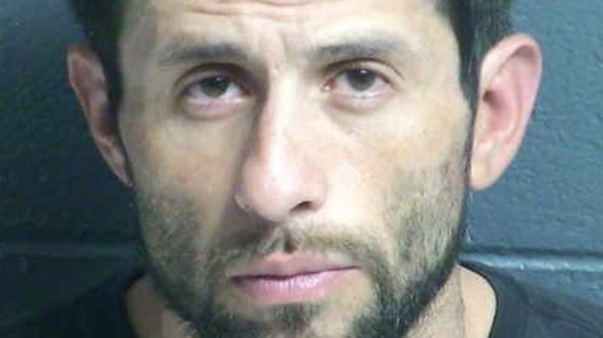 Lonnie Gallegos arrest