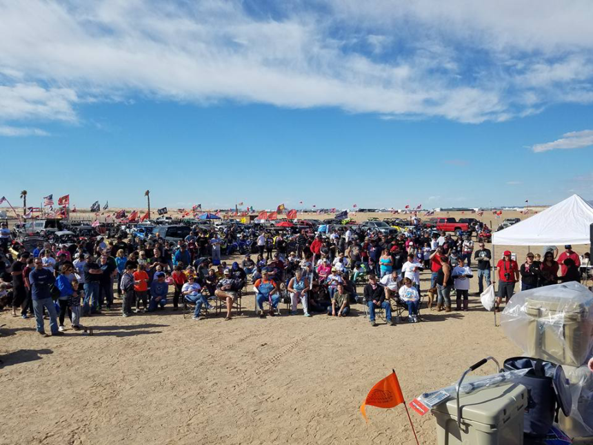 2018 Dunes Cleanup 1