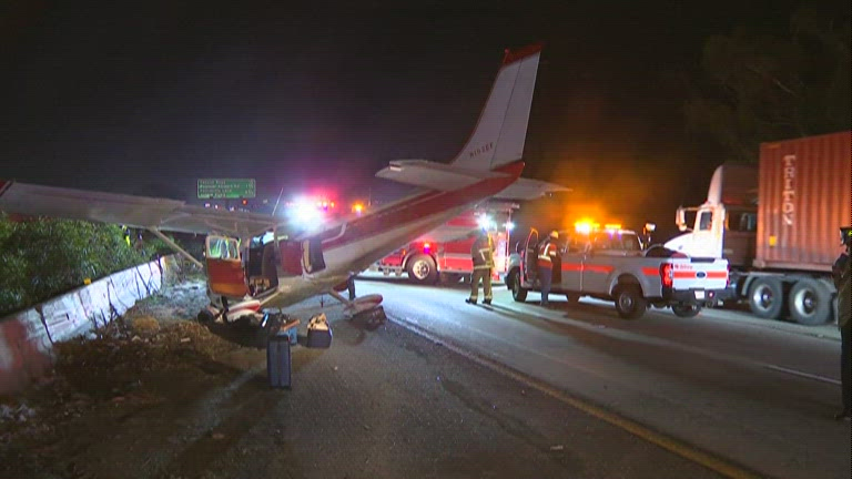 I-5 Emergency Landing