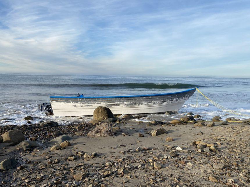 BP Pot Boat 2