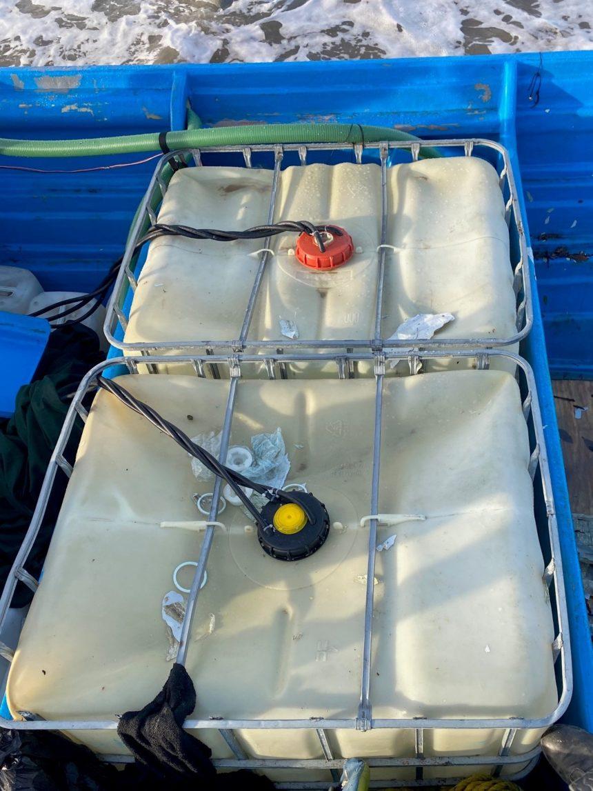 BP Pot Boat 3