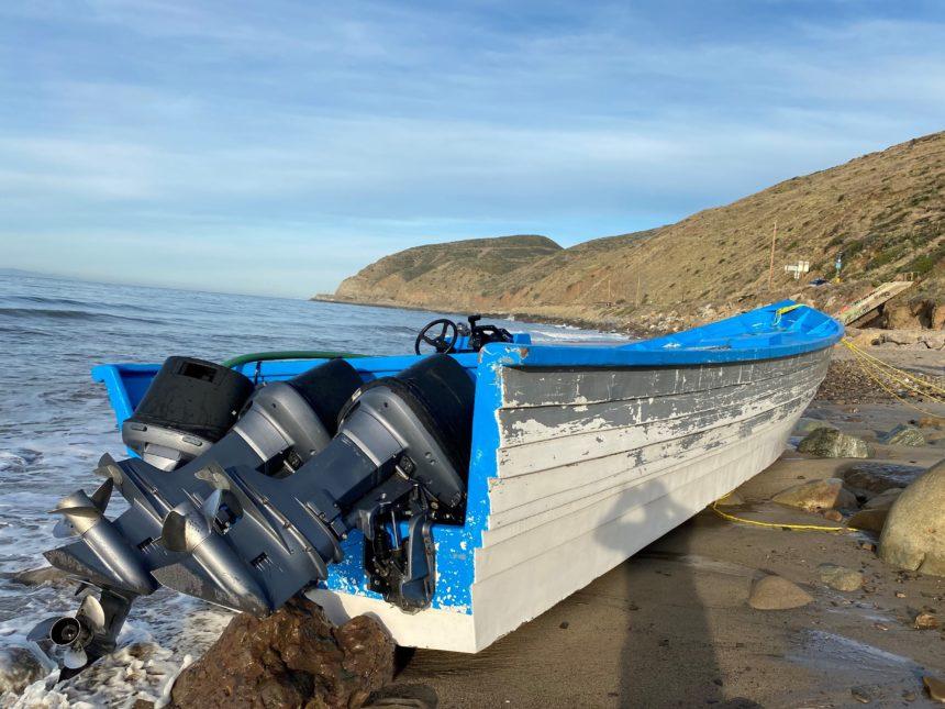 BP Pot Boat