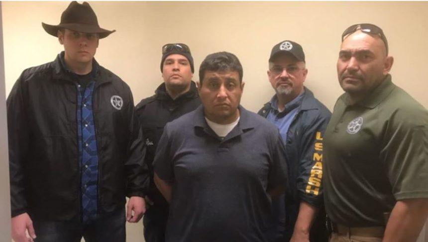 Hussein in custody