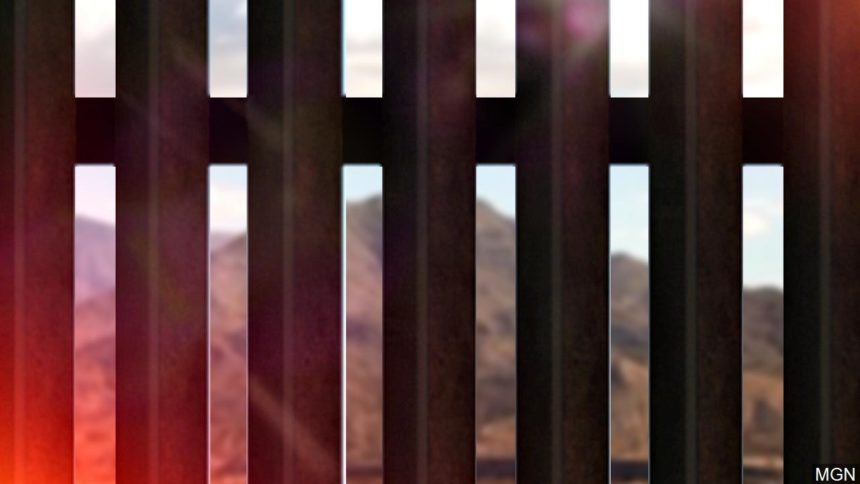 Arizona lawmakers reject private border wall bill - KYMA