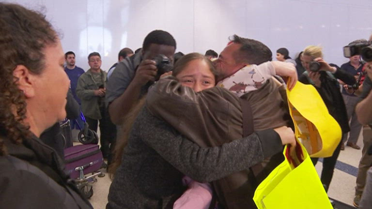 Migrant Reunion