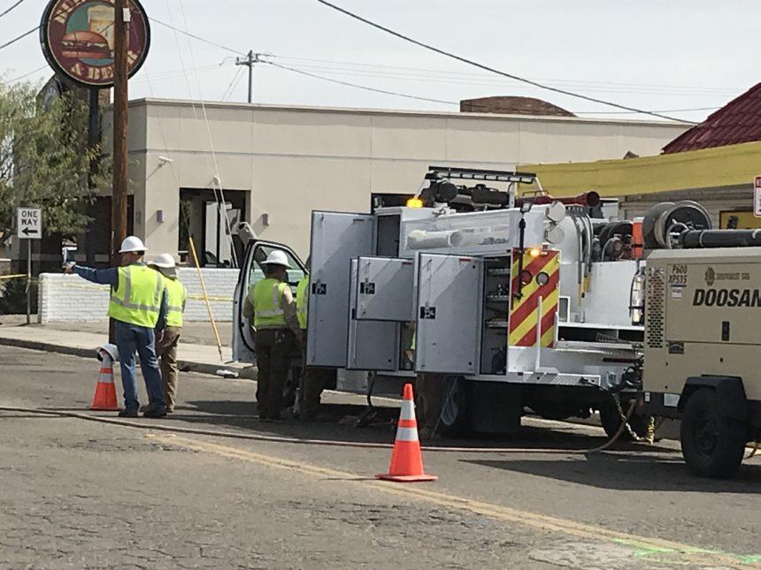 20th st gas leak 4