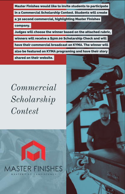 Scholarship opportunity for YUHSD
