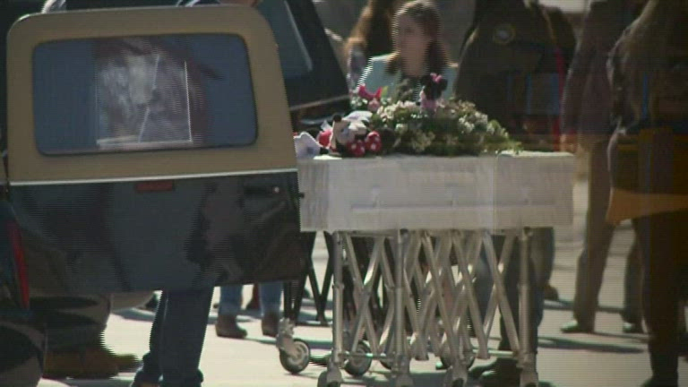 Phx children funeral