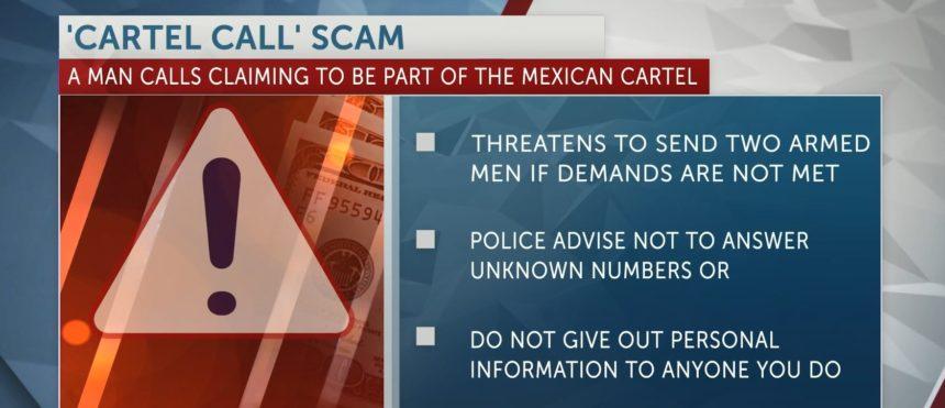 cartel scam