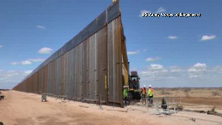 new border wall