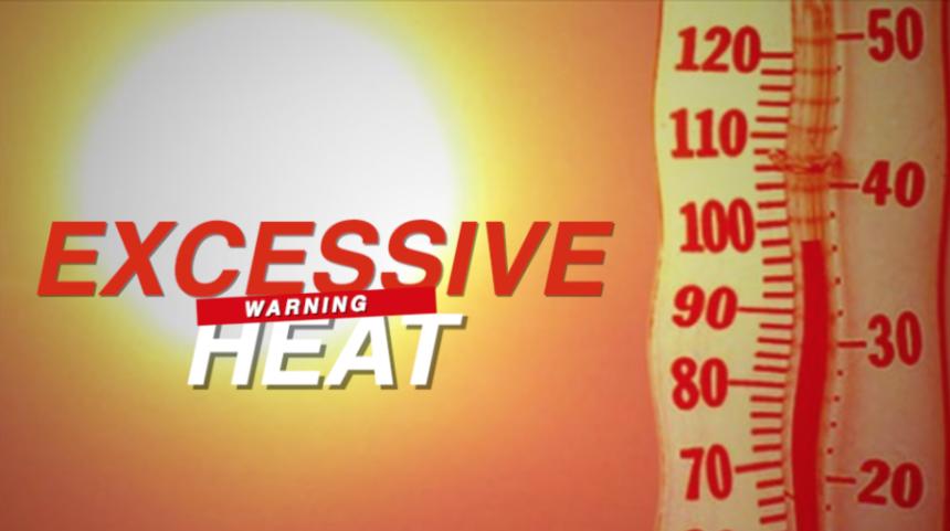 Excessive heat