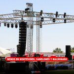 Gobierno habilita espectáculos públicos, fiestas y eventos
