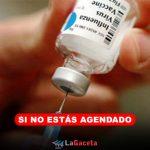 Hoy podés vacunarte contra la gripe en Atlántida