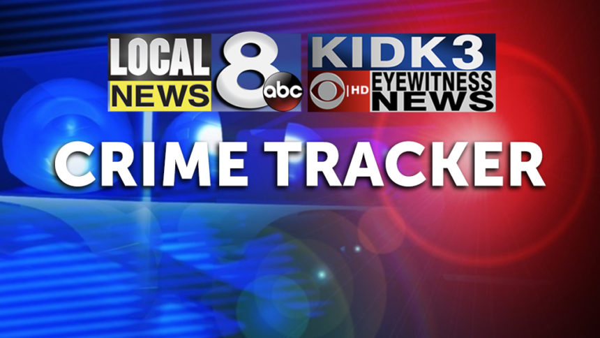 Crime Tracker logo