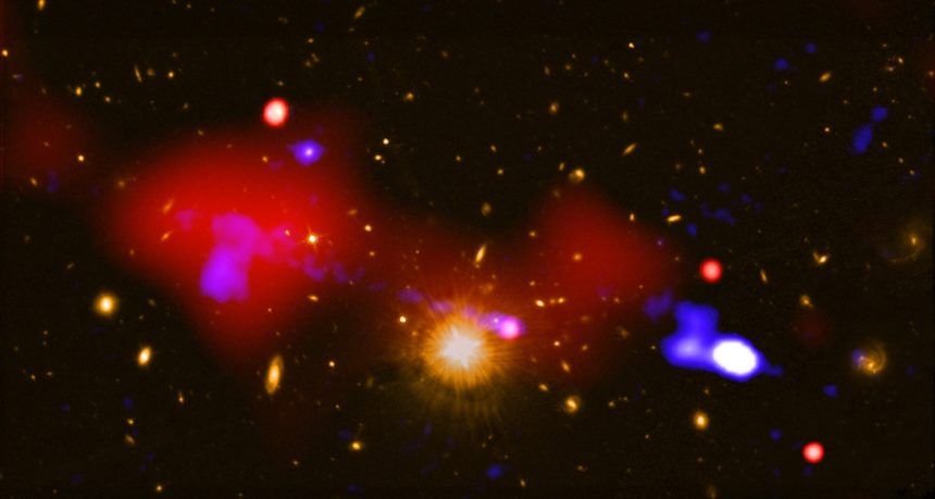 Black Hole Baby Stars