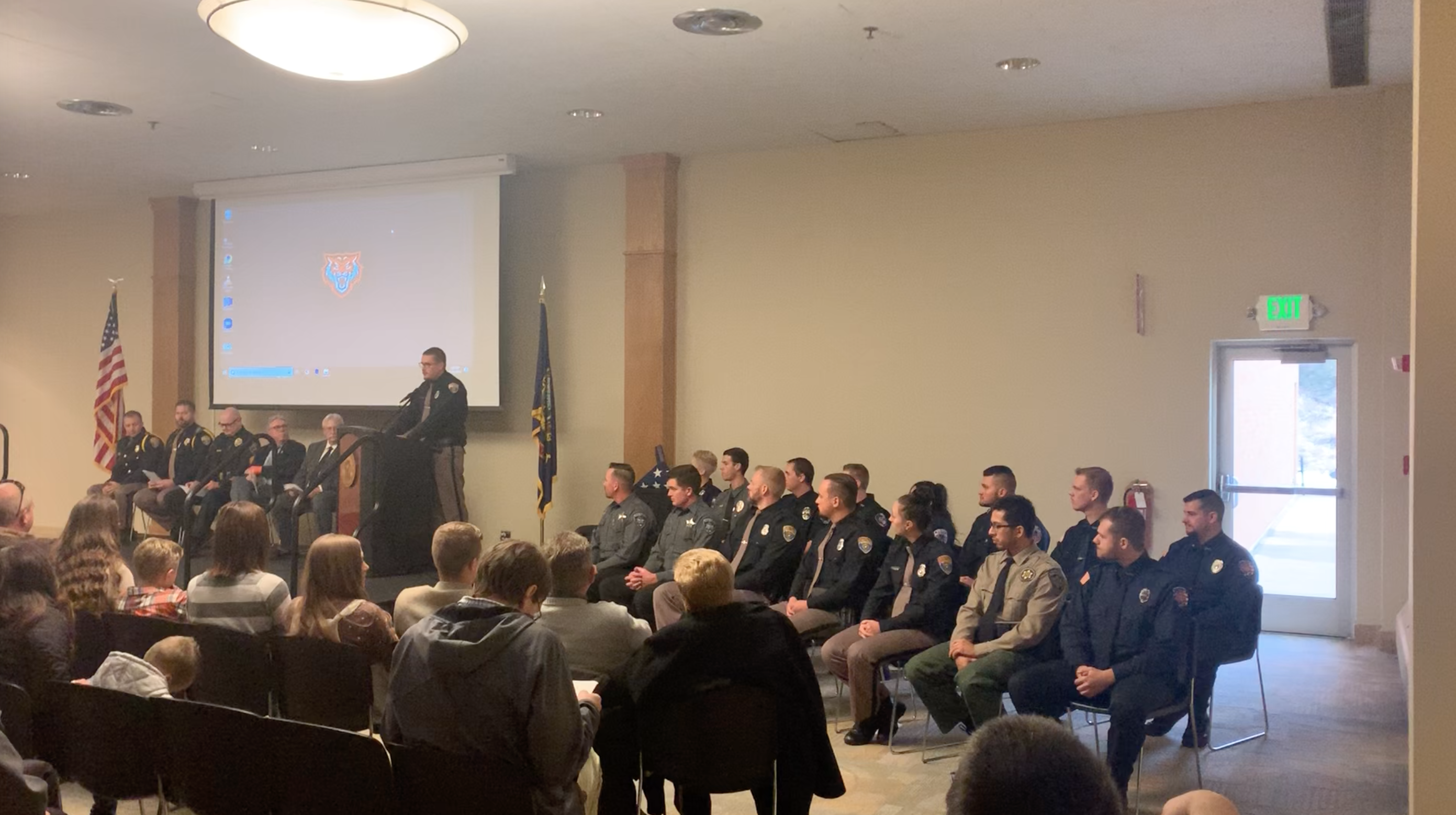 isu law enforcement academy graduates