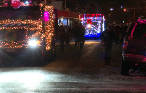 Christmas Lights Parade