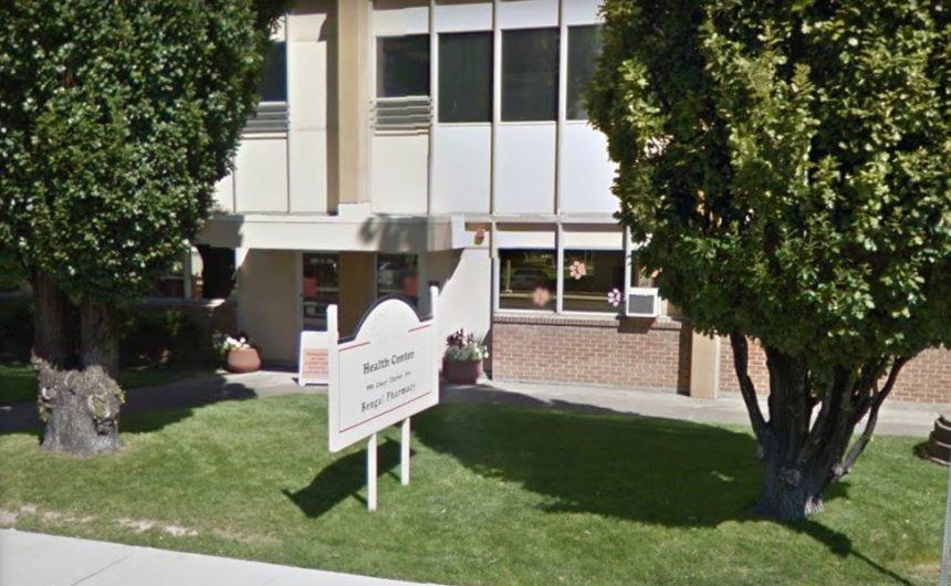 isu health center google earth