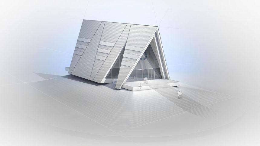 Aurora concept rendering