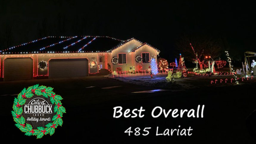 2019 Best Overall- 485 Lariat