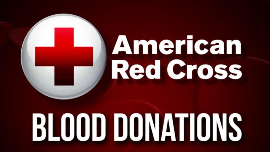 Blood donations logo