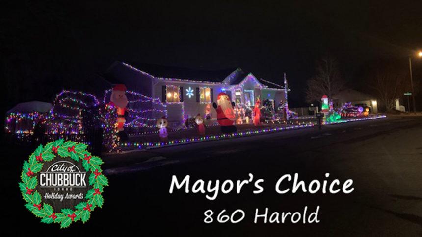 Mayor's Choice- 860 Harold