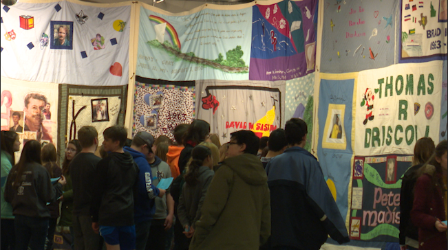 Memorial-Quilt-display-raises-awareness-of-AIDS