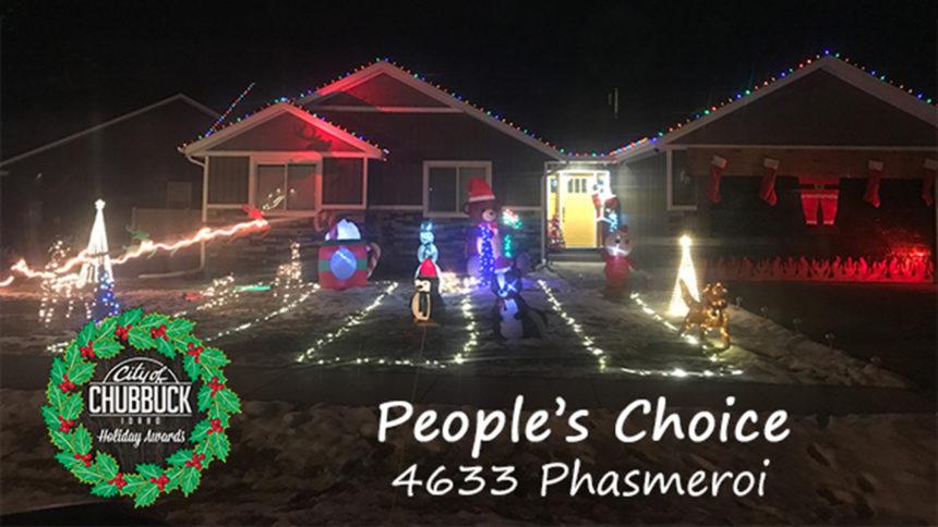 Spirit of the Season (People's Choice) - 4633 Pahsimeroi