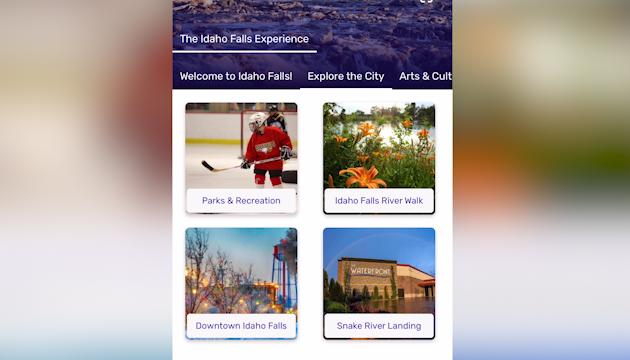 Idaho Falls App 'Liiingo'