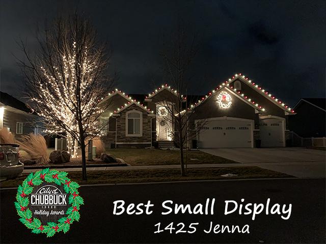 Best Small Display- 1425 Jenna