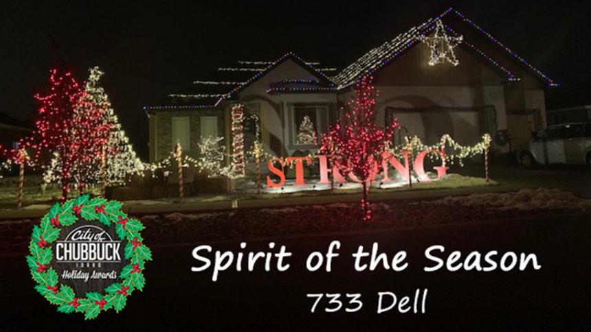 2019 Spirit of the Season- 733 Dell