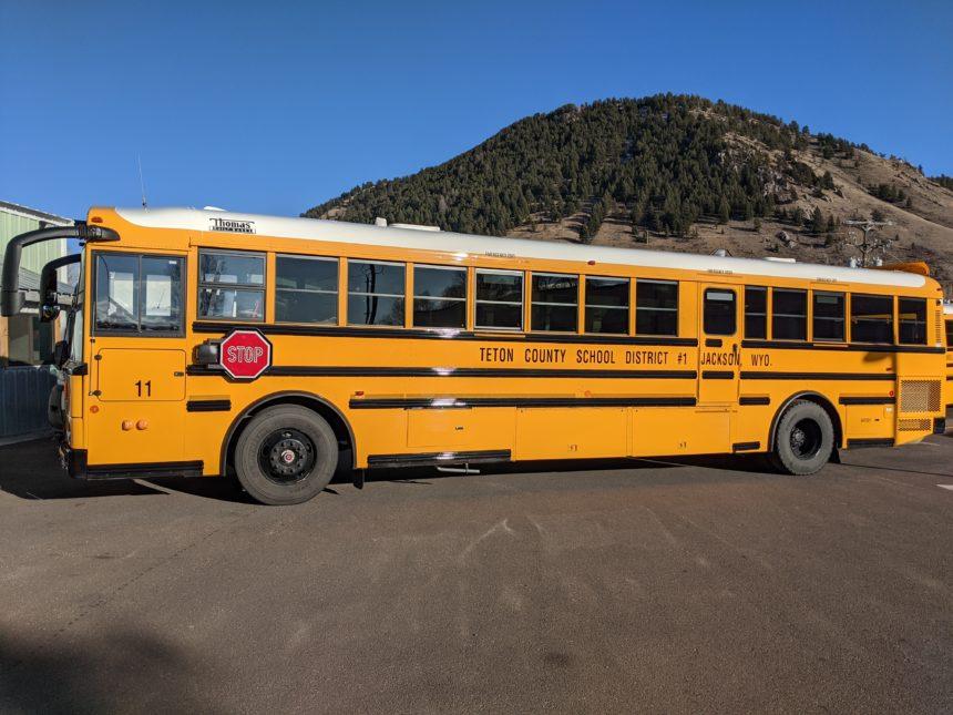TCW SCHOOL BUS
