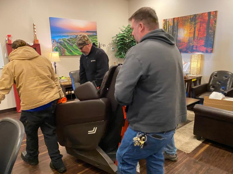 Ahhhsome Relaxation donation to Bonneville Co Sheriff's Office1jpg