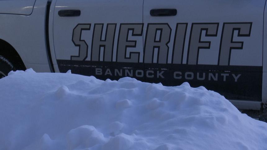 Bannock County Sheriff's Car